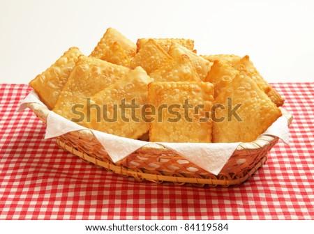 Pastel - Brazilian pasty