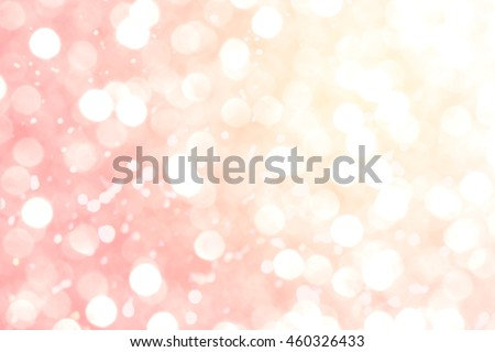 Pastel glitter background, lens bokeh effect, colorful spot backdrop, blur bubble banner, abstract pastel circle dot scene