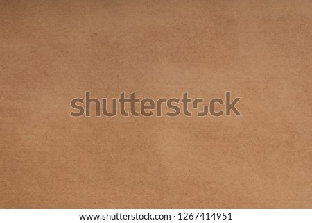Pastel light brown background with light spots, soft pale beige background layout. Textured sheet from an old book. Horizontal image #1267414951