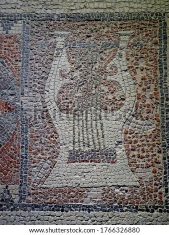 Patara Ancient City, Ruins of Patara Ancient City  in Antalya, Turkey