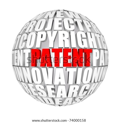 patent - stock photo