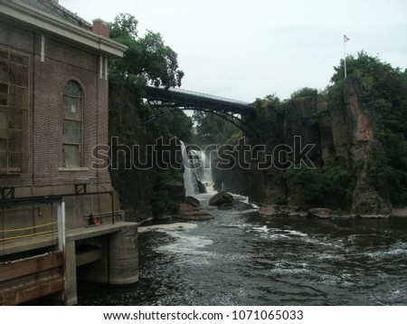 Paterson Great Falls National Historical Park.