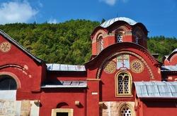 Patriarchate of Pec (Pec Monastery), Pec, Kosovo