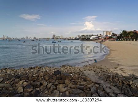 Pattaya beach #163307294