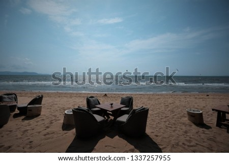 pattaya beach thailand  #1337257955
