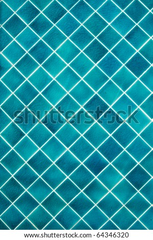 Pattern and texture of ceramic tile wall