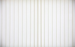 Pattern Background of white curtain