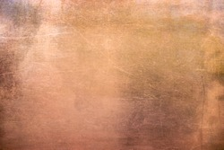 pattern copper or bronze, non-ferrous metal texture