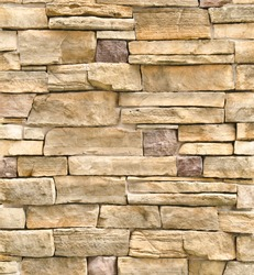 pattern gray color of modern style  design decorative  uneven  cracked real stone wall surface with cement