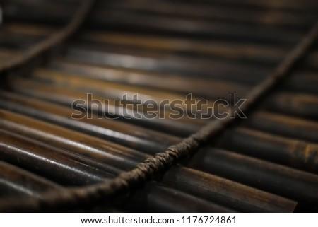Pattern of Bamboo  #1176724861