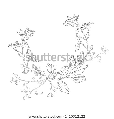 Pattern of fabulous colors. Isolated on white background. Figure marker on paper #1410312122