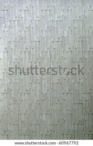 Pattern of Grey Modern Brick Wall Surfaced