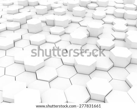 Pattern of polygons #277831661