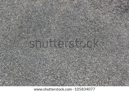 Pattern of the asphalt surface on the highway