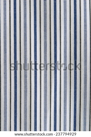 Patterns beautiful on the striped fabric #237794929