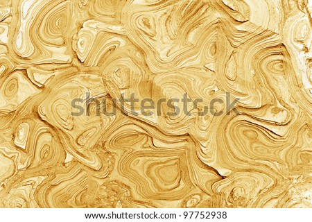 patterns of erosion of sand in the background #97752938