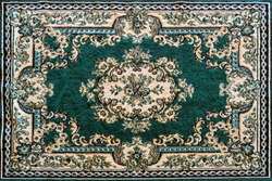 Patterns of Persian carpets.