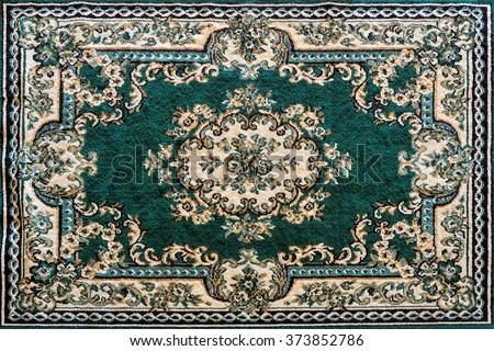 patterns of persian carpets.