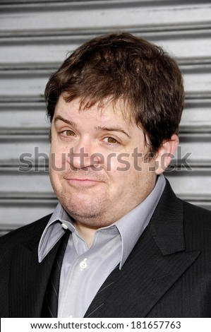 Patton Oswalt at BALLS OF FURY Premiere, Egyptian Theatre, Los Angeles, CA, August 25, 2007