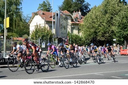 Tour de France 2012 Participants