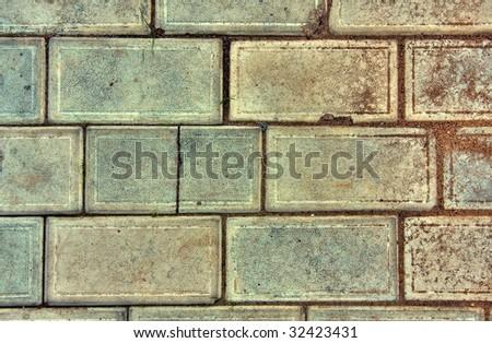 Pavement granite background