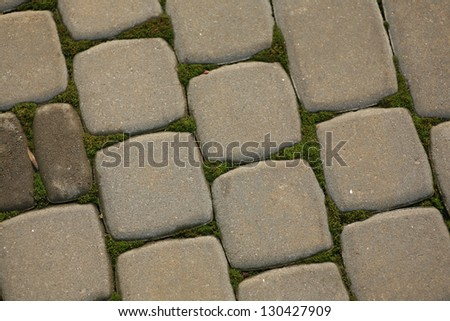 pavement texture/street