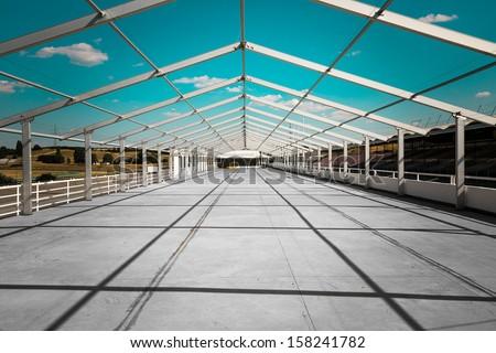 pavilion tent support structure #158241782