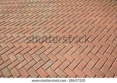 Paving stones as background