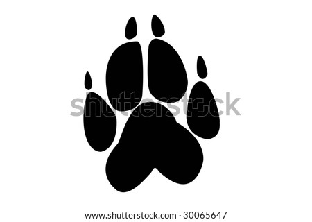 Size:333x500 - 91k: Paw Print Tattoo Designs