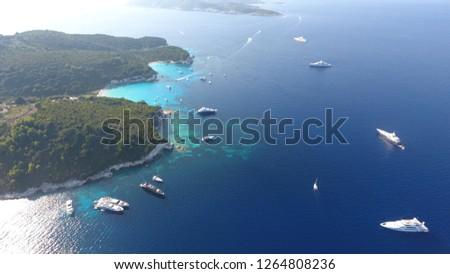 Paxoi island yachts #1264808236