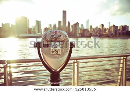pay binoculars in long island...