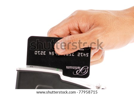 Paying By Credit