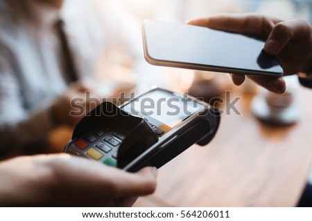 Paying with Mobile Phone