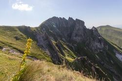 Paysage de montagne (mountain landscape)