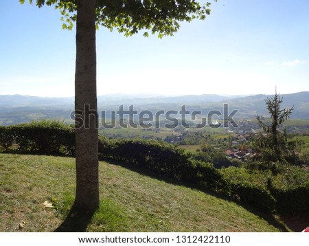 paysage oingt france