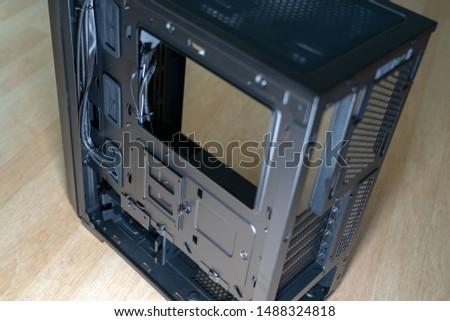 PC build - pc case #1488324818
