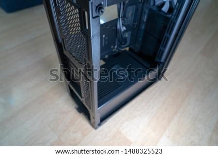 PC build - pc case #1488325523