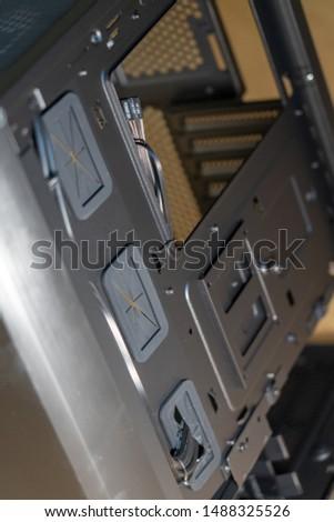 PC build - pc case #1488325526