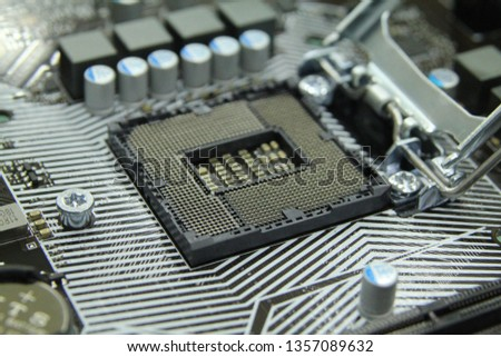 PC computer motherboard component  part  and usb ethernet  #1357089632