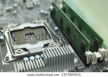 PC computer motherboard component  part  and usb ethernet  #1357089650