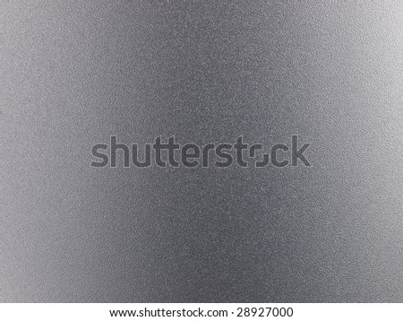 PC notebook silver texture