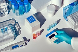 PCR Assay Reagents for novel Coronavirus Research. Custom PCR Primers, controls and and probes for Covid-19 Virus PCR Detection.