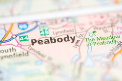 Peabody. Boston. USA