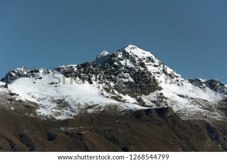 Peak view from Ben Lomond #1268544799