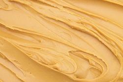 Peanut butter or spread close up