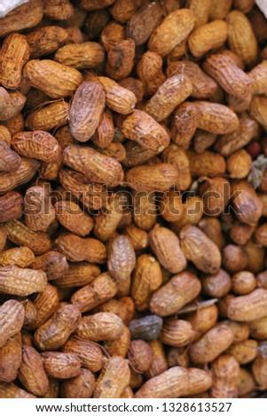 Peanut, organic, peanuts #1328613527