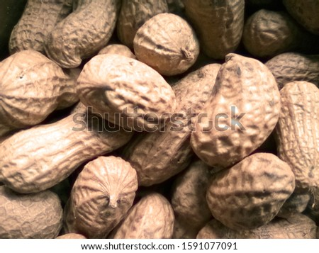 peanuts groundnuts perfect dry fruit for winters. favorite in Indian sub continent.