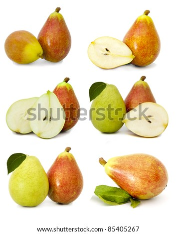 pear collection