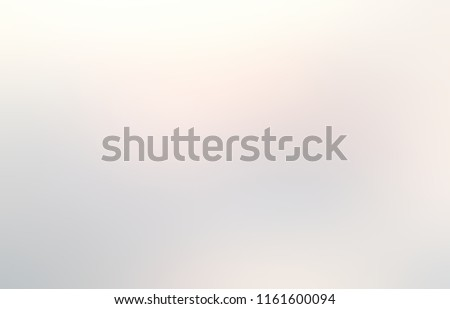 Pearl blurred background. Iridescent gradient pattern. Brilliance abstract texture. Iridescent empty template. Light defocused illustration.
