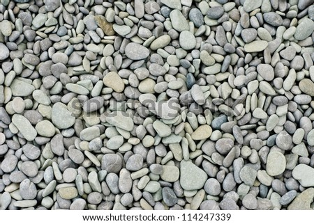 Pebble  as  nature  background